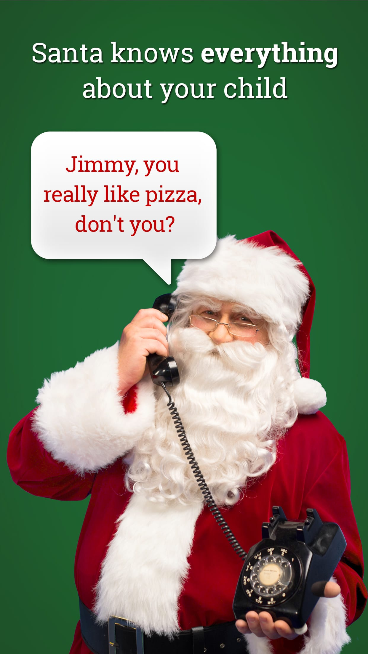 Message From Santa - the best way to call Santa Claus